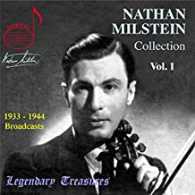 The Nathan Milstein Collection /Vol.1