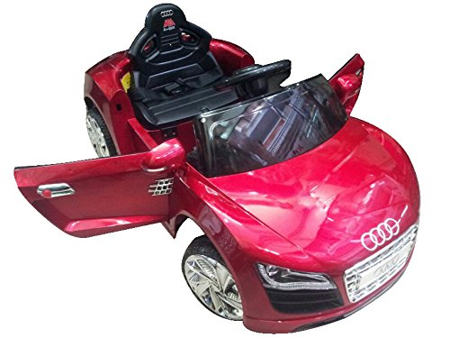 Next Gen Next Gen Kids Battery Operated Stylish Audi Car With R/C