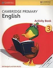 Cambridge Primary English Activity Book 3