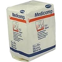 MEDICOMP Kompressen 7,5x7,5 cm unsteril 100 St Kompressen preisvergleich bei billige-tabletten.eu