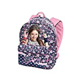 Karactermania Soy Luna Superlike Zaino Free Time Piccolo, 34 cm, Rosa