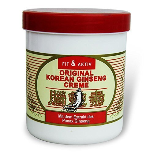Korean Ginseng Creme 500ml Spezialcreme trockene Haut