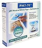 PH7-70Klebeband-Befestigung/Rahmendichtung, säurefrei, Halterung, Weiß, 25mm x 66m