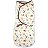 Summer Infant Me Original Swaddle (Grafic Jungle)