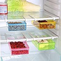 Nextgen Fridge Freezer Space Saver Organizer Slide Storage Rack Shelf Holder Drawer