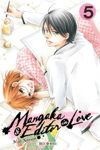 Mangaka & editor in love, Tome 5 :