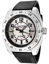 Sector Race Men s Watch Analogue Quartz GMT with Date Indicator d0aa60cbcb9