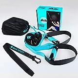 Training belt pull rope Remise en Forme Fitness Corde Corde RéGlable Longue Pratique De La Maison Equipement Maison Ceinture D'EntraîNement Suspendue Antifracture (3 Couleurs en Option)...