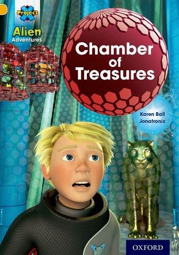 Project X: Alien Adventures: Gold: Chamber of Treasures