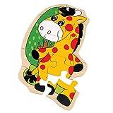 RA Konrad 1543 Puzzle Giraffe