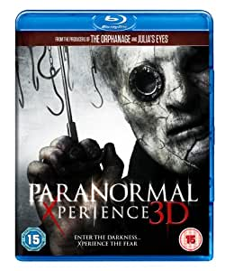 Paranormal Xperience 3D (Blu-Ray 3D + Blu-ray)