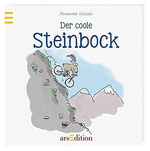 Der coole Steinbock
