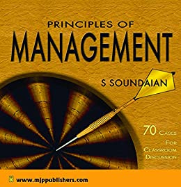 Principles of Management eBook: S Soundaian: Amazon in: Kindle Store