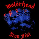 Motörhead: Iron Fist (Deluxe 2cd Edition) (Audio CD)