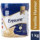 Ensure Complete, Balanced Nutrition Drink for Adults with Nutri – Strength Complex (Vanilla Flavour) – 1Kg