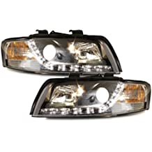 KITT® SWA04GXB - Faros delanteros LED de decoración para el día