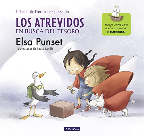 Los Atrevidos en busca del tesoro (Taller de emociones) por Elsa Punset