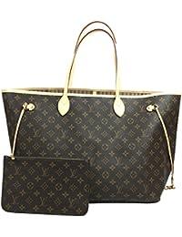 Louis Vuitton - Bolso al hombro para mujer marrón
