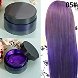 Best Hair Pomade For Women - Women DIY Hair Color hair wax Pomade Silver Review