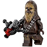 NEW LEGO STAR WARS CHEWBACCA FORCE AWAKENS MINIFIG figure 75105 minifigure toy by Grace Unlimited Selling Store