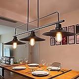Kronleuchter MEILING Retro Industrial Wind Restaurant Lampe Billardtisch Bar Kreative 3
