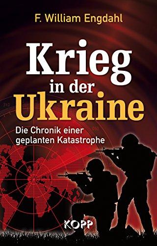 Buchseite und Rezensionen zu 'Krieg in der Ukraine' von F. William Engdahl