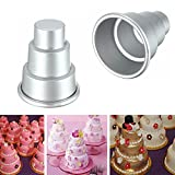 Bluelover Mini Cupcake A 3 Piani Cucina Stampo Torta Cookies Pudding Mold Dolci In Latta H505