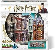 Puzzle 3d Wrebbit Harry Potter Diagon Alley 450