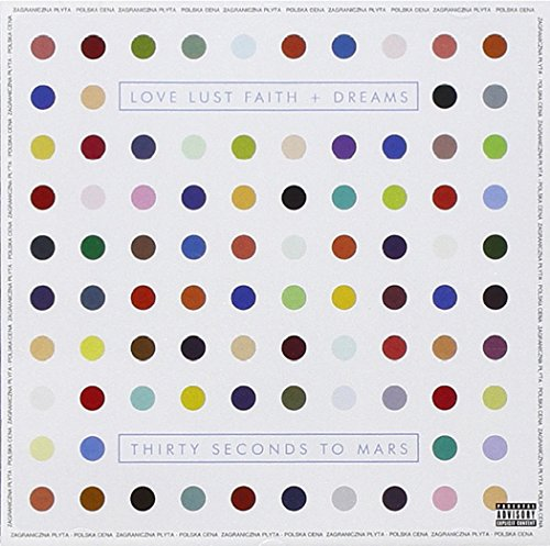 LOVE LUST FAITH + DREAMS - 30