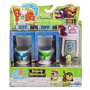 Flush Force Bizarre Bathroom Multicolor Niño/niña - Figuras de Juguete para niños (Multicolor, 4 año(s), Niño/niña, 5646 Pieza(s), 11293 Pieza(s), 392 Pieza(s))
