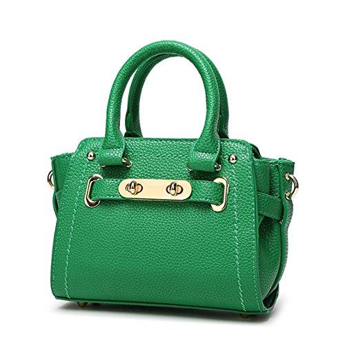 GBT Die neue Art- und Weiseminihandtaschen-Schulter-Beutel Green