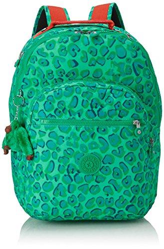 Kipling - CLAS SEOUL - Grand sac à dos - Cheetah Star Pr - (Multi-couleur)