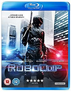 Robocop [Blu-ray] [2014]