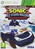 GIOCO XBOX 360 SONIC & ALL STARS RACING TRANSFORMED EDIZIONE LIMITATA