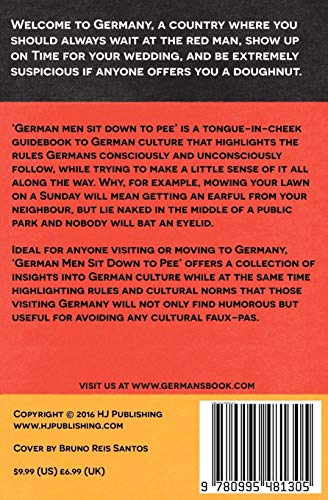 German Men Sit Down to Pee and Other Insights into German Culture - 2