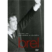 Jacques Brel : Les Adieux à l'Olympia