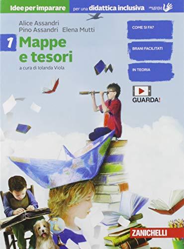 Mappe e tesori. Idee per imparare. Per la Scuola media