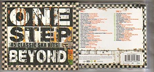 ONE STEP BEYOND - 45 CLASSIC SKA HITS - ONE STEP BEYOND - 45 CLASSIC SKA HITS - CD (not vinyl)