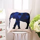 Kissen Tier Set Sofa Polster SetEl 45 * 45 cm