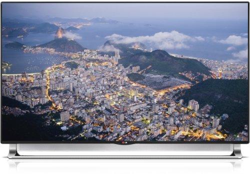 LG 65LA9709 164 cm (65 Zoll) Fernseher (Ultra HD, Triple Tuner, 3D, Smart TV)
