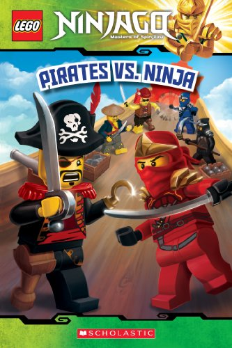 Pirates vs. Ninja (LEGO Ninjago: Reader) (LEGO Ninjago ...