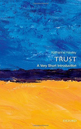 Trust: A Very Short Introduction (Very Short Introductions) por Katherine Hawley