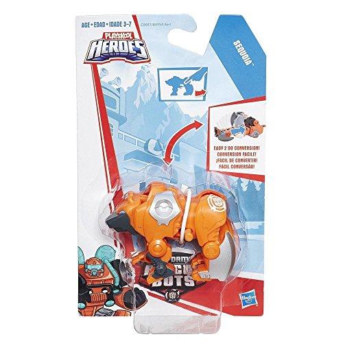 Playskool Heroes - Transformers Rescue Bots - Mini-Con - Sequoia - Mini Actionfigur