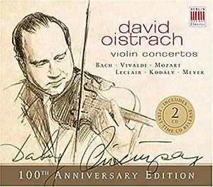 Oistrach-Violinkonzerte