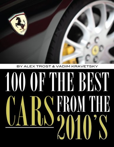 100 of the Best Cars from the 2010 por Alex Trost