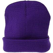 SODIAL(R) Gorra para ninos dulzura Sombrero de Nina Sombrero gorroe Sombrero  de Punto 15a7eaf275b