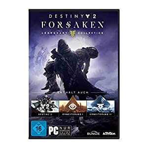 Destiny 2: Forsaken – Legendary Collection – [PC]
