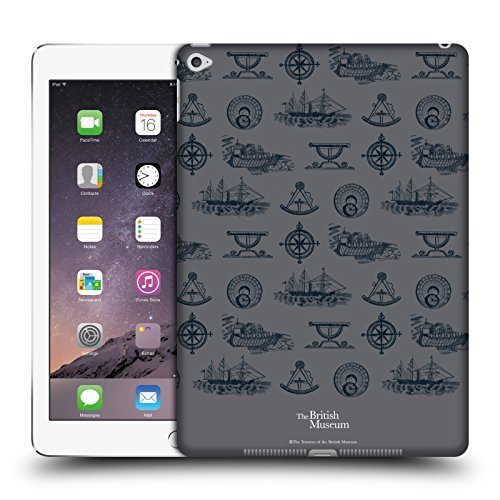 official-british-museum-nautical-gray-adventure-and-discovery-hard-back-case-for-apple-ipad-air-2