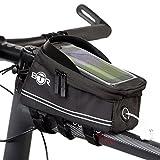 BTR Bike Handy Halter Tasche Bike - wasserdicht Fahrrad Rahmen Tasche schützen alle Ihre Wertsachen, von der Regen - 2017 Bike Phone Halter Edition passend für alle Fahrräder
