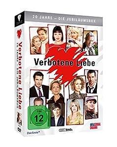 Verbotene Liebe - 20 Jahre: Die Jubiläumsbox 9 DVDs